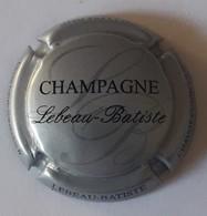 CAPSULE CHAMPAGNE  LEBEAU-BATISTE - Champagne