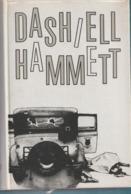 """""  DASHIELL  HAMMETT  """"  Exemplaire  N°  412  Sur  3500  --  1967  --  Edit.  Opta  ........... - Opta - Littérature Policière"