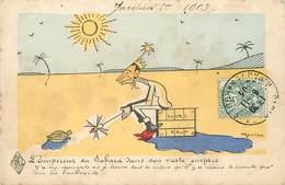 MORISS (illustrateur) - L' Empereur Du Sahara Dans Son Vaste Empire - Tortue . - Other Illustrators