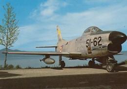 AEROPORTO-AEROPORT-AIRPORT-FLUGHAFEN-AERODROM-VIGNA DI VALLE-ITALY- CARTOLINA VERA FOTOGRAFIA VIAGGIATA IL 26-5-1961 - Aerodromes