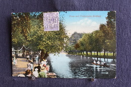 MO 350 - Angleterre - Bedfordshire - Bedford, River And Promenade -  Circulé - Bedford