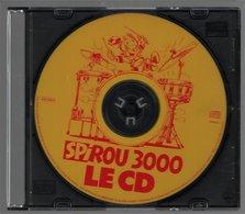 CD Spirou 3000 Le CD Dupuis  1995 - Disques & CD