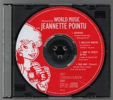 CD Découvre La World Music Avec Jeannette Pointu (Marc Wasterlain) Dupuis 1995 - Disques & CD