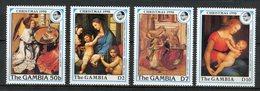 Gambia 1990. Yvert 995-98 ** MNH. - Gambia (1965-...)