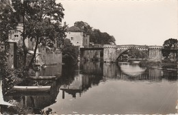 86 - MONTMORILLON - La Gartempe Au Vieux Pont - Montmorillon