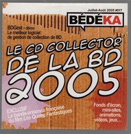 CD Bédéka BDGest Démo Le CD Collector De La BD 2005 - Disques & CD