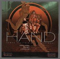 CD Dupuis 2004 H.A.N.D. HAND Human Analysis New Department Emmanuel Vegliona Pierre Pelot - Disques & CD