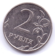RUSSIA 2011: 2 Rubles, Y# 834a - Russia