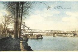 ENGIS - Le Pont - Vue En Amont - N'a Pas Circulé - Edition A. Begon-Herman - Engis