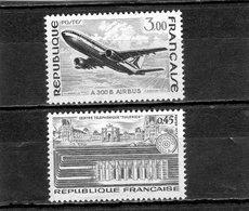 FRANCE    1973  Y.T. N° 1750  1751  NEUF** - Francia