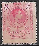 ESPAGNE   -  1909 / 22  .  Y&T N° 250 *.   .cote 20,00 Euros - Ongebruikt