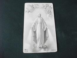 SANTINO HOLY PICTURE VERGINE MARIA AR I.F. 69 - Godsdienst & Esoterisme