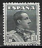 ESPAGNE   -   1923 / 30  . Y&T N° 284 *.  .cote 24,00 Euros - Ongebruikt