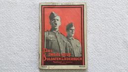 Das Zweite Neue Soldaten Liederbuch Band 2 - 1939-45