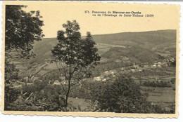 """Panorama De MARCOURT-sur-OURTHE Vu De L'Ermitage De Saint-Thibaut - N'a Pas Circulé - Les Editions """"Arduenna"""" - Rendeux"""