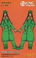 CHINA. COMIC, TWO WOMEN. 2004-6-20. HB-RC-10(4-3). (1140). - China