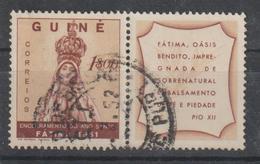 GUINE CE AFINSA 265 - USADO - Portuguese Guinea