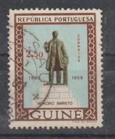GUINE CE AFINSA 286 - USADO - Portuguese Guinea
