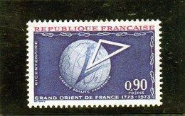FRANCE    1973  Y.T. N° 1756  NEUF** - Francia