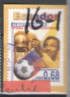 Ecuador Used 2000 Football, Soccer, Alberto Spencer - Ecuador