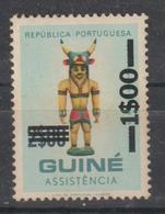 GUINE CE AFINSA IMPOSTO POSTAL 28 - USADO - Portuguese Guinea