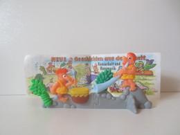 Kinder Surprise Deutch 1997 : N° 651745 + BPZ - Mountables