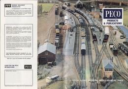Catalogue PECO 1980 Gauge O OO 009 (HOe) N - Boeken En Tijdschriften