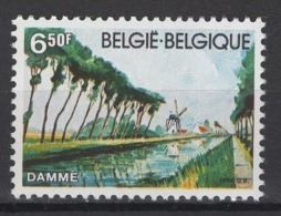 Belgique: 1980 :  COB N° 1977 **, MNH. - Ungebraucht