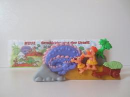Kinder Surprise Deutch 1997 : N° 653462 + BPZ - Mountables