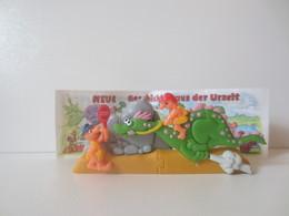 Kinder Surprise Deutch 1997 : N° 653373 + BPZ - Mountables