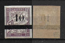 1903 - SENEGAL - Colonie Française - TAXE - 1*..Signé - C/110.eur -  TTB - RARE. - Senegal (1887-1944)