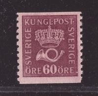 Sweden, 1923 Issue 60 Ore Hinged Mint -CS89 - Zweden