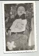 Post Mortem Photo-little Boy D168-348 - Personnes Anonymes