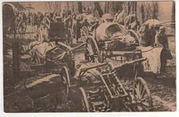 """Sans Légende : """" Un Convoi """", Non écrite - Guerre 1914-18"""