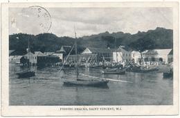 SAINT VINCENT, WI - Fishing Smacks - Saint Vincent E Grenadine