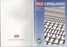 Catalogue PECO 1997 O OO HO HOe N Railway Products - Boeken En Tijdschriften