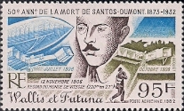 N° PA117** SANTOS-DUMONT - Airmail