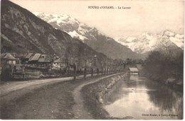 FR38 BOURG D'OISANS - Le Lavoir - Belle - Bourg-d'Oisans