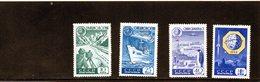 CG39 - 1959 Russia - Anno Int. Geofisica - International Geophysical Year