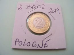2 Zlote 2019 - Polonia