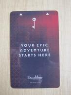 Excalibur Hotel Casino Las Vegas - Cartes D'hotel