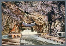 °°° Cartolina - Santuario Della Cornabusa Valle Mana Viaggiata °°° - Bergamo