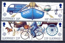 GUERNSEY      (EUR 347) - 1988