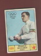 FRANCO RICCIARDI.....SCHERMA...L'ESCRIME..FENCING..SPADE..SPADA..SPORT - Escrime