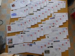 FRANCE 100 Prêts à Poster Différents Et Neufs Valeurs Permanente à Moins 50 % - Entiers Postaux