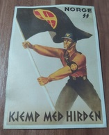 WW2 Postcards Of Norway - 1939-45