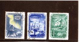 CG39 - 1959 Russia - Ricerche Scientiche - Vascello Vityaz - Research Programs