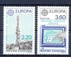FRANS ANDORRA       (EUR 363) - 1988