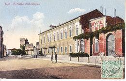 ITALIA - ESTE(padova) - Museo, Leggi Testo, Animata, Viag,1914 - 2020-B-290 - Italia
