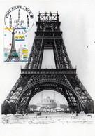 CG39 - 1989 Francia - Philex France - Espace - Philatelic Exhibitions